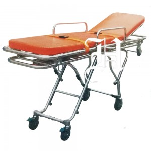 Ambulance Stretcher Collapsible