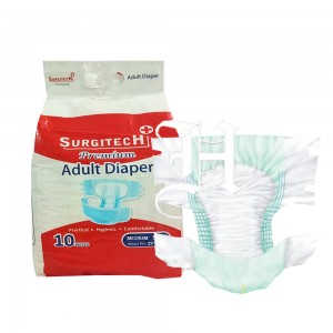 adult diaper MEDIUM